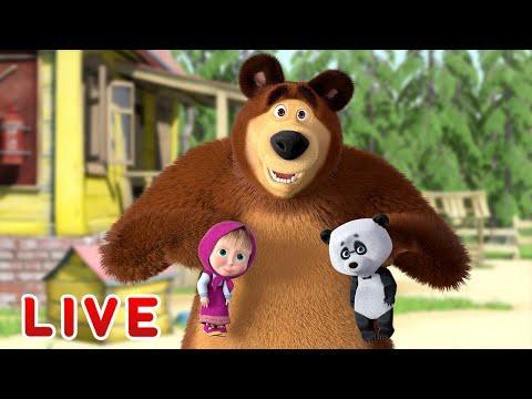 Маша и Медведь: Веселые истории для всей семьи