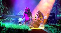Маша и Медведь: Рок-клип (Хит сезона)