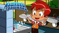 Машкины Страшилки: Как мальчик боялся воды (2 серия)